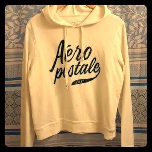 5/$20sale Aeropostale hoodie Like New